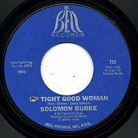 Cover Solomon Burke - Up Tight Good Woman