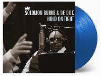 Cover Solomon Burke & De Dijk - Hold On Tight