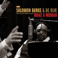 Cover Solomon Burke & De Dijk feat. Jools Holland On Piano - What A Woman