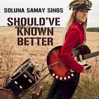 Cover Soluna Samay - Should've Known Better