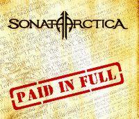 Cover Sonata Arctica - Paid In Full