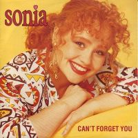 Cover Sonia - Can't Forget You