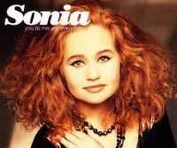 Cover Sonia - You To Me Are Everything