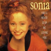 Cover Sonia - You'll Never Stop Me Loving You