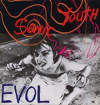 Cover Sonic Youth - Evol