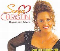 Cover Sonja Christin - Rum in den Adern