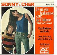 Cover Sonny & Cher - Je m'en balance, car je t'aime