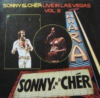 Cover Sonny & Cher - Live In Las Vegas Vol. 2