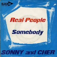 Cover Sonny & Cher - Real People