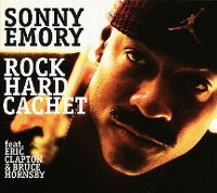 Cover Sonny Emory feat. Eric Clapton & Bruce Hornsby - Rock Hard Cachet