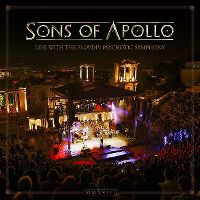 Cover Sons Of Apollo - Live With The Plovdiv Psychotic Symphony