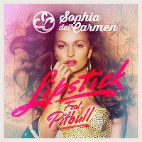 Cover Sophia Del Carmen feat. Pitbull - Lipstick