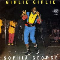 Cover Sophia George - Girlie Girlie