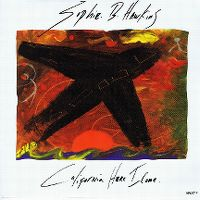 Cover Sophie B. Hawkins - California Here I Come