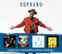 Cover Soprano - 4 albums studio