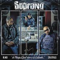 Cover Soprano - De puisqu'il faut vivre à la colombe...