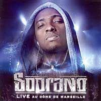 Cover Soprano - Live au Dôme de Marseille