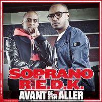Cover Soprano / R.E.D.K. - Avant de s'en aller