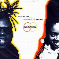 Cover Soul II Soul - Back To Life (However Do You Want Me)
