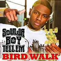 Cover Soulja Boy Tellem - Bird Walk