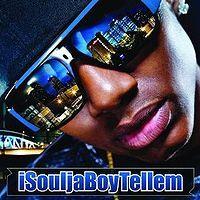 Cover Soulja Boy Tellem - iSouljaBoyTellem