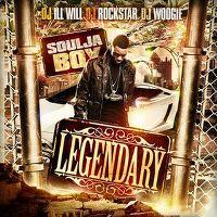Cover Soulja Boy Tellem - Legendary