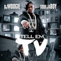 Cover Soulja Boy Tellem - Tell Em. TV