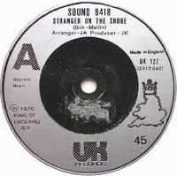Cover Sound 9418 - Stranger On The Shore