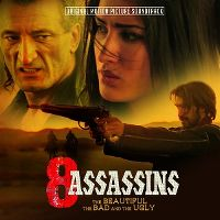 Cover Soundtrack - 8 Assassins - The Beautiful, The Bad And The Ugly