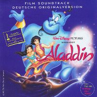Cover Soundtrack - Aladdin - Deutsche Originalversion