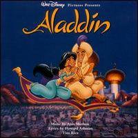 Cover Soundtrack - Aladdin