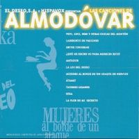 Cover Soundtrack - Almodóvar