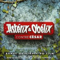 Cover Soundtrack - Astérix & Obélix contre César