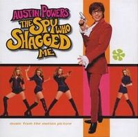 Cover Soundtrack - Austin Powers: The Spy Who Shagged Me