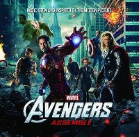 Cover Soundtrack - Avengers Assemble