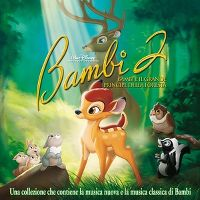 Cover Soundtrack - Bambi II (Italian Version)