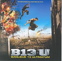 Cover Soundtrack - Banlieue 13 Ultimatum