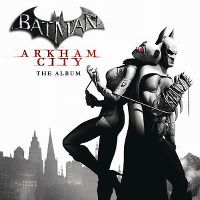 Cover Soundtrack - Batman: Arkham City