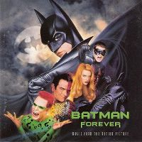 Cover Soundtrack - Batman Forever