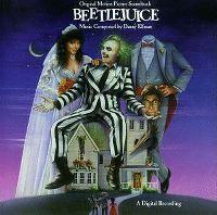 Cover Soundtrack - Beetle Juice