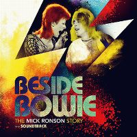 Cover Soundtrack - Beside Bowie - The Mick Ronson Story