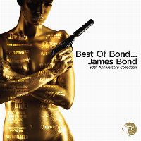 Cover Soundtrack - Best Of Bond... James Bond