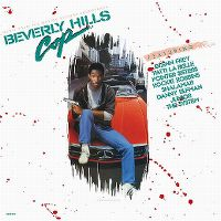 Cover Soundtrack - Beverly Hills Cop