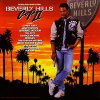 Cover Soundtrack - Beverly Hills Cop II