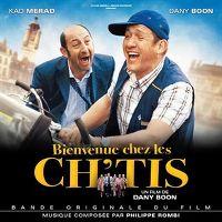 Cover Soundtrack - Bienvenue chez les Ch'tis