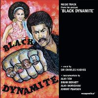 Cover Soundtrack - Black Dynamite