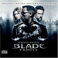 Cover Soundtrack - Blade Trinity
