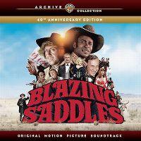 Cover Soundtrack - Blazing Saddles