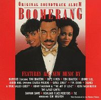 Cover Soundtrack - Boomerang