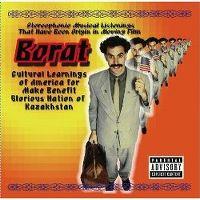 Cover Soundtrack - Borat